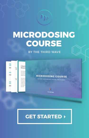 Microdosing Course - Sign Up Today