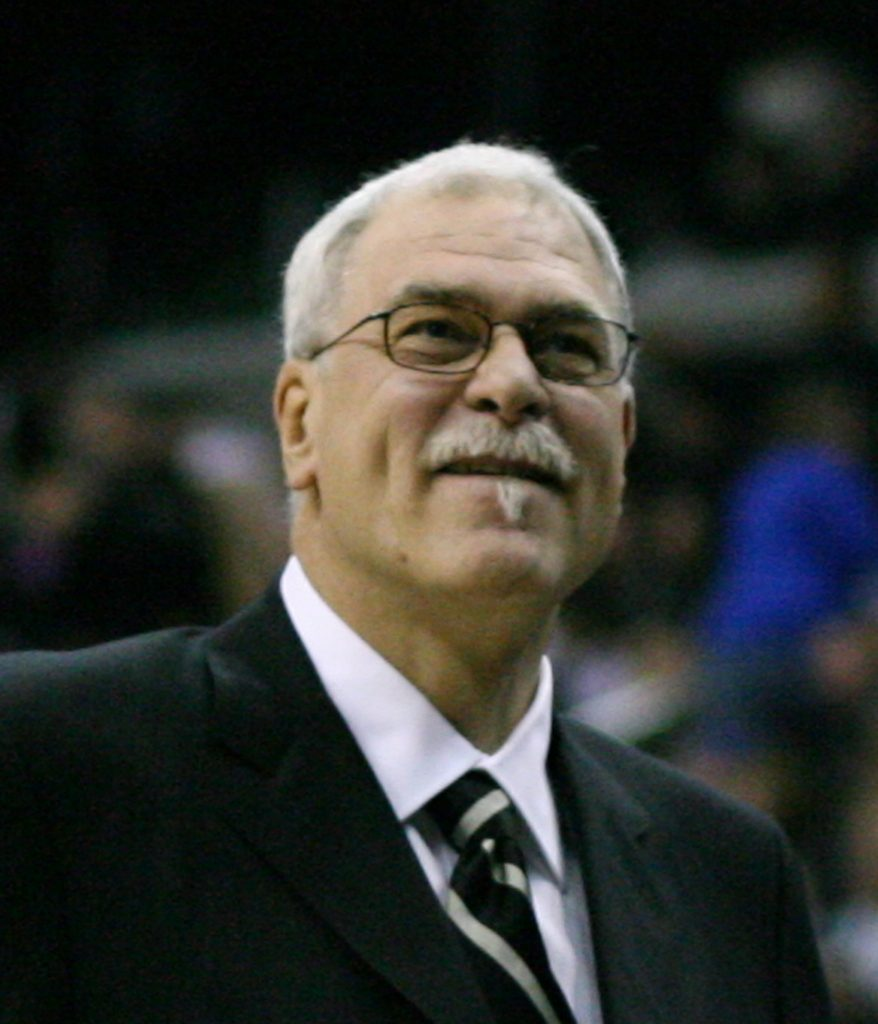 Photo of Phil Jackson