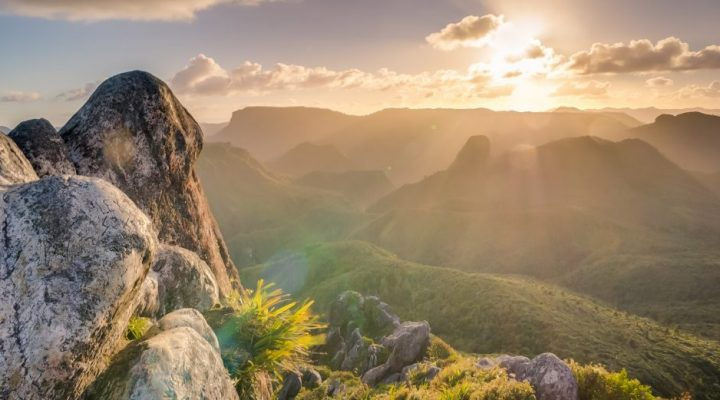 Image of sunrise