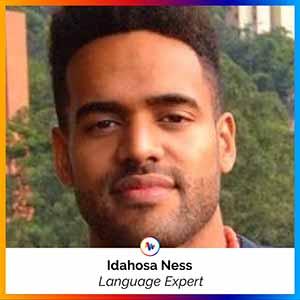 Idahosa Ness