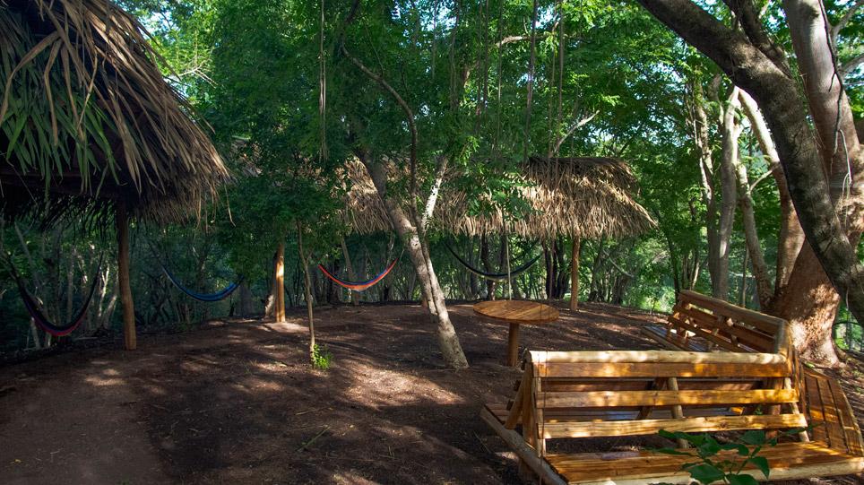 hammocks at soltara