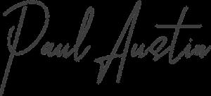 Paul Austin signature