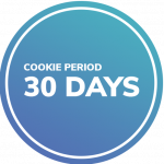 Tracking Cookie Attribution Period (30 Days)