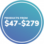 Products price range ($47 to $$279)
