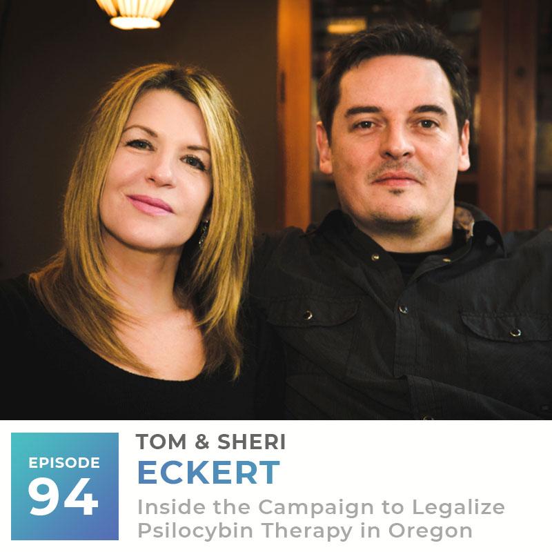 Tom and Sheri Eckert